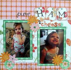 Pure Ham & Cheese