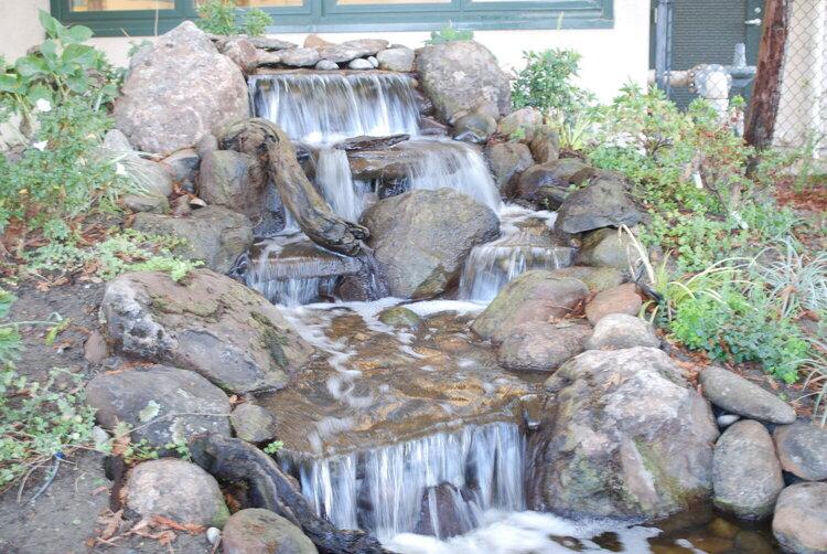 Dec. 6POD-School waterfall