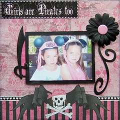Girls are pirates too