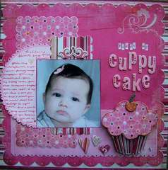 Your're my Cuppy Cake
