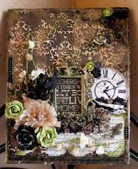 Engraver Canvas *Swirlydoos Kit Club*