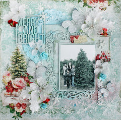 Blue Fern Studios *Merry and Bright*