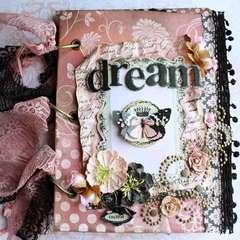 Canvas Journal *SWIRLYDOOS*