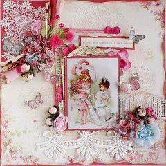 Friends are like flowers *Tresors de luxe*