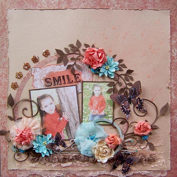 Smile *Swirlydoos Kit Club*