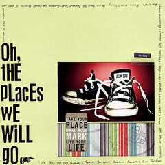 oh, the places we will go