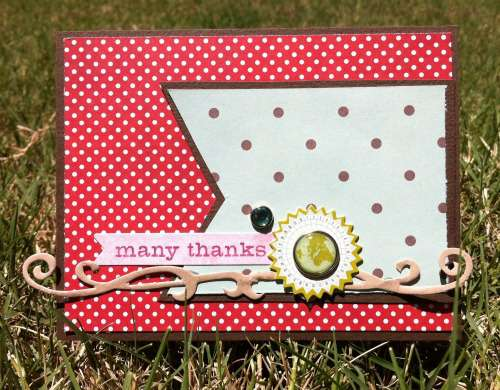 many thanks **The Sampler May 2012 kit**