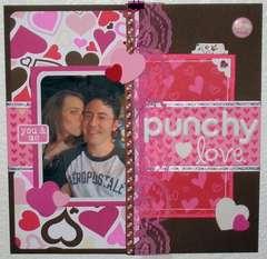punchy <3 love.