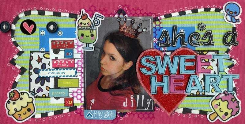 she's a sweetheart <3