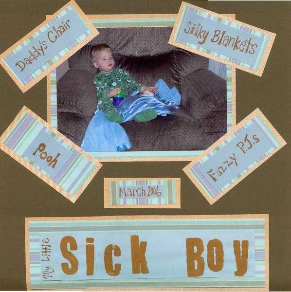 Our Little Sick Boy