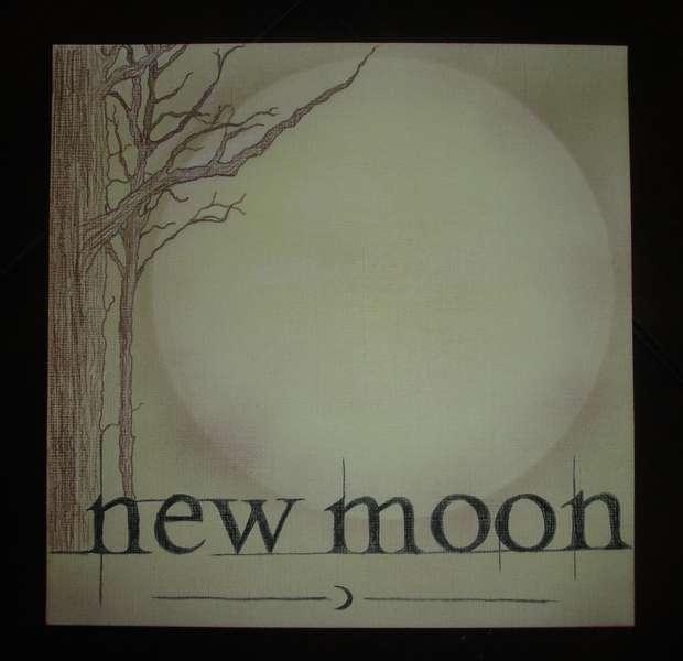 New Moon sketch