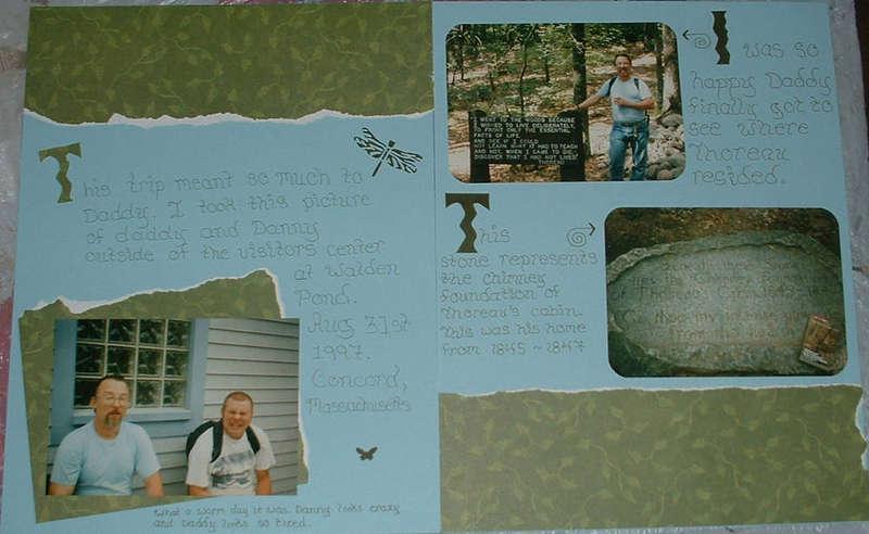 Walden Pond Visitor's Center