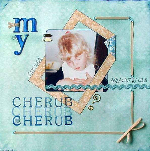 cherub sometimes