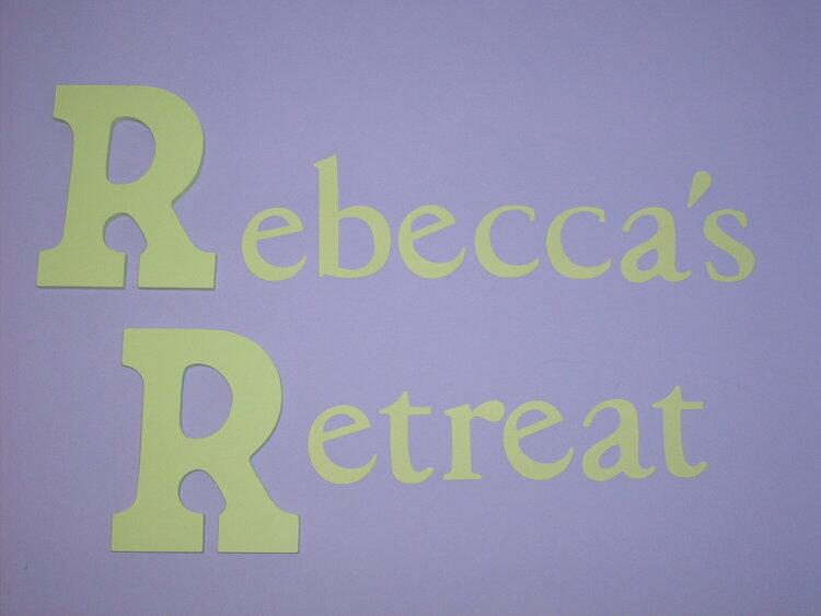 Rebecca's Retreat...