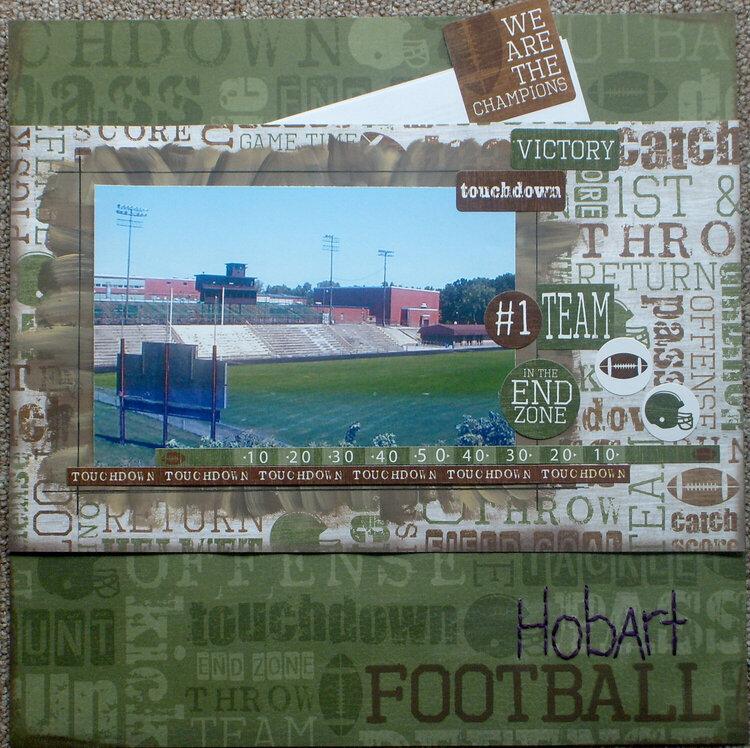Hobart Football