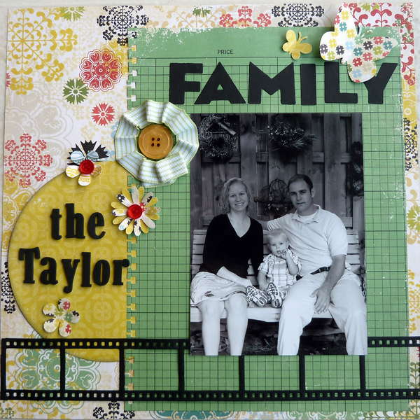 The Taylor Family
