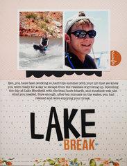 Lake Break