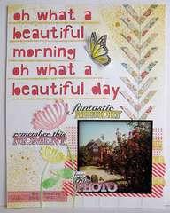 ~ beautiful morning ~ **June Studio AE**