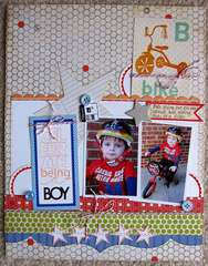 ~ celebrate being a boy ~ **Technique Tuesday**
