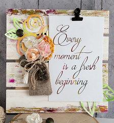 ~ fresh beginning ~