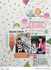~ gelato ~ **May Elle's Studio**