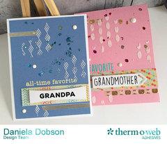 ~ grandparents cards ~