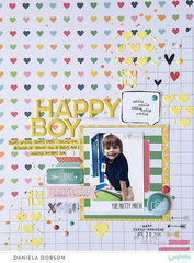 ~ happy boy ~