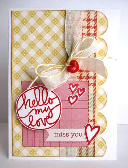 ~ hello my love ~**Studio AE August**
