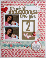 ~ it's what moms are for ~ **January Studio AE**