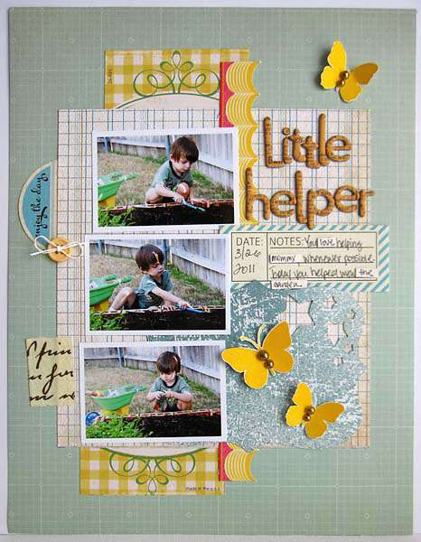 ~ little helper ~