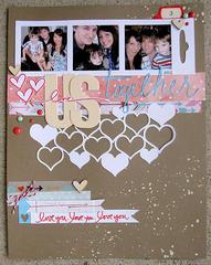 ~ love us ~ **January Studio AE**