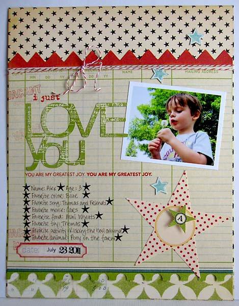~ love you ~