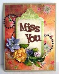 ~ miss you ~ *Prima*