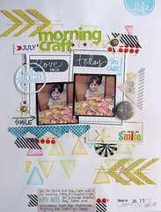 ~ morning craft ~