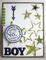 ~ number 1 boy ~