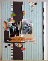 ~ october 2011 ~ *Scrapbook Circle**