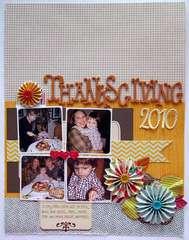 ~ thanksgiving 2010 ~
