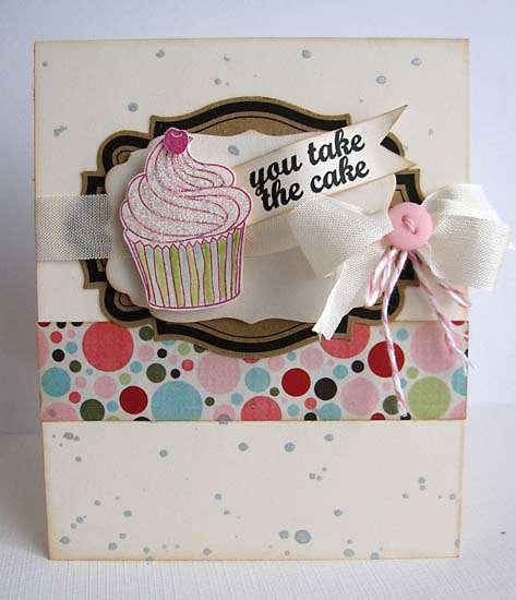 ~ you take the cake ~
