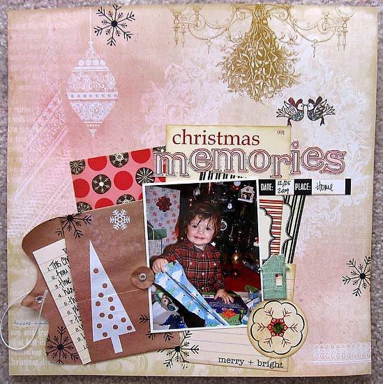 ~Christmas Memories~ **Elle's Studio**