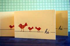 hi cards