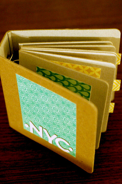 nyc minibook