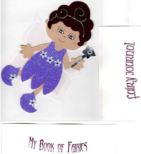 Paper pieced Fairy