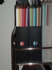cardstock storage