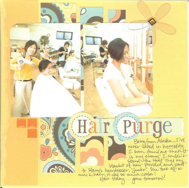Hair Purge