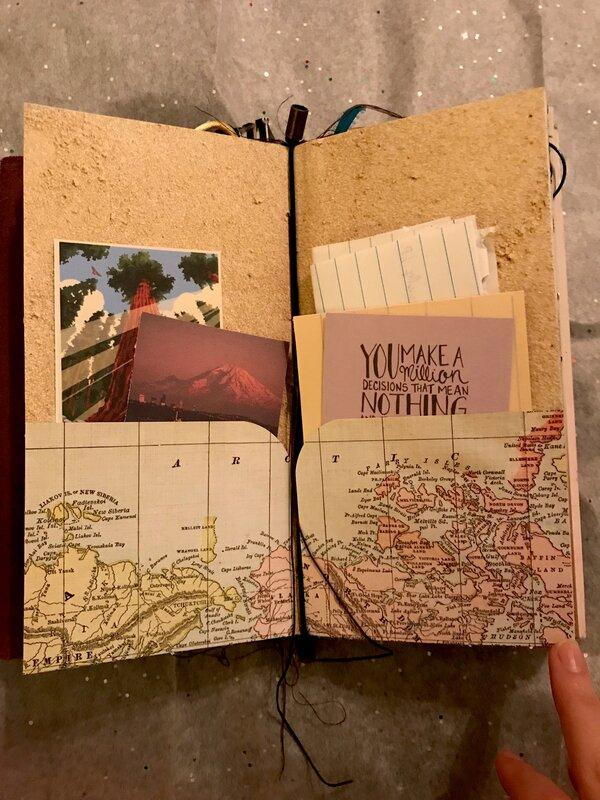 Washington Traveler's Notebook Insert