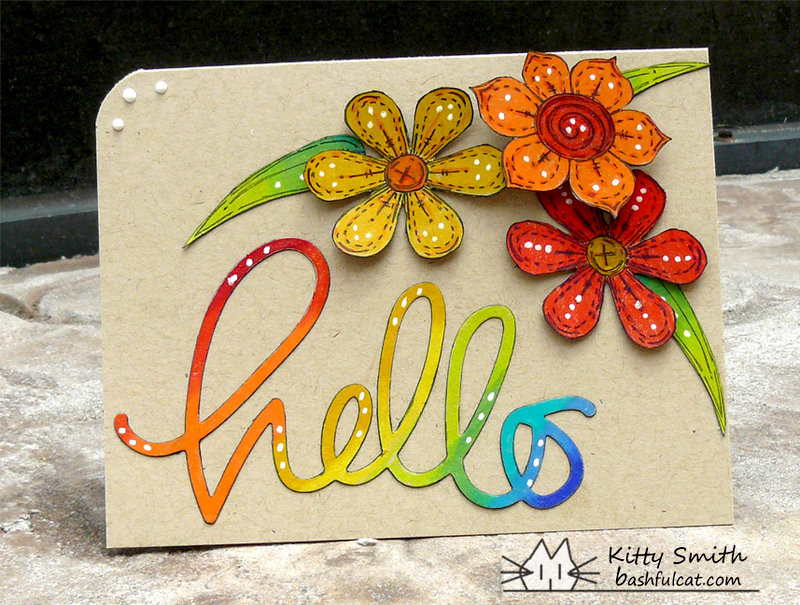 A bright hello on Kraft