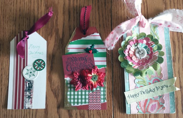 Tag swap examples