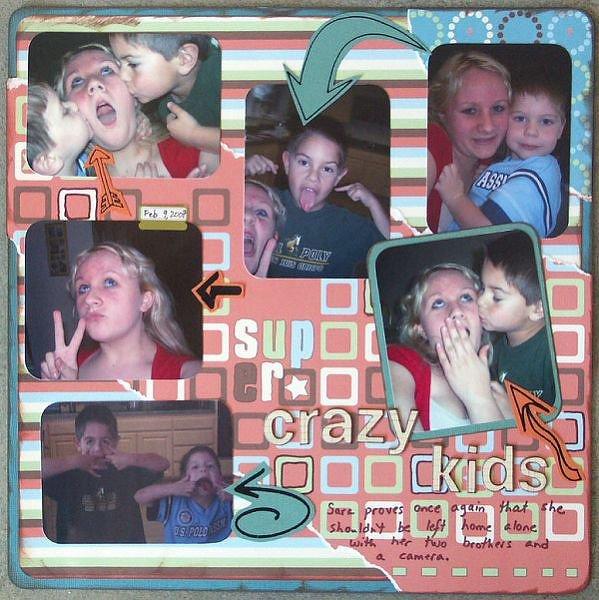 Super Crazy Kids
