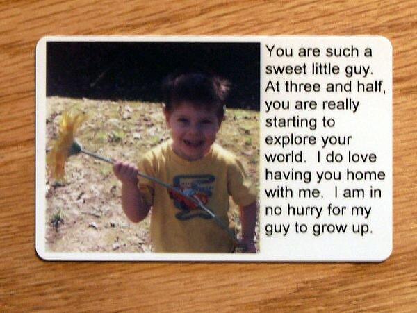 My Guy  ##gift card embellishment##