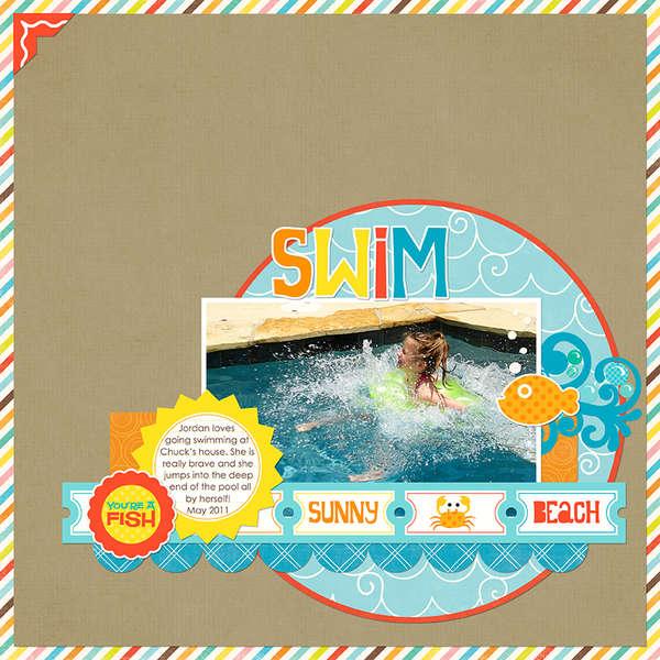 Swim (Jessica Sprague/Echo Park)